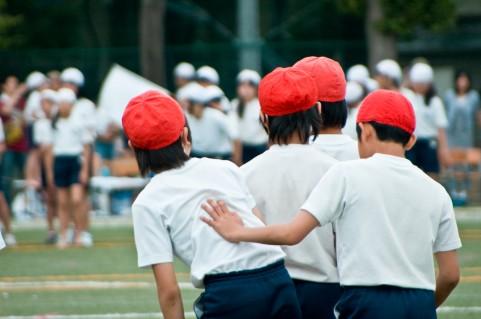 小学校の運動会 写真・ビデオ